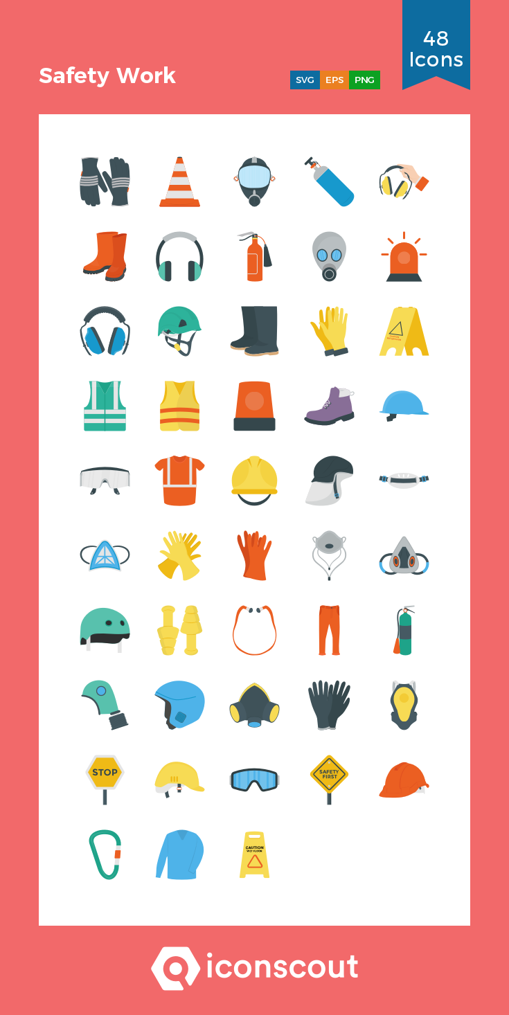 Download Safety Work Icon Pack Available In Svg Png Eps Ai Icon Fonts Work Icon Icon Pack Work Safety