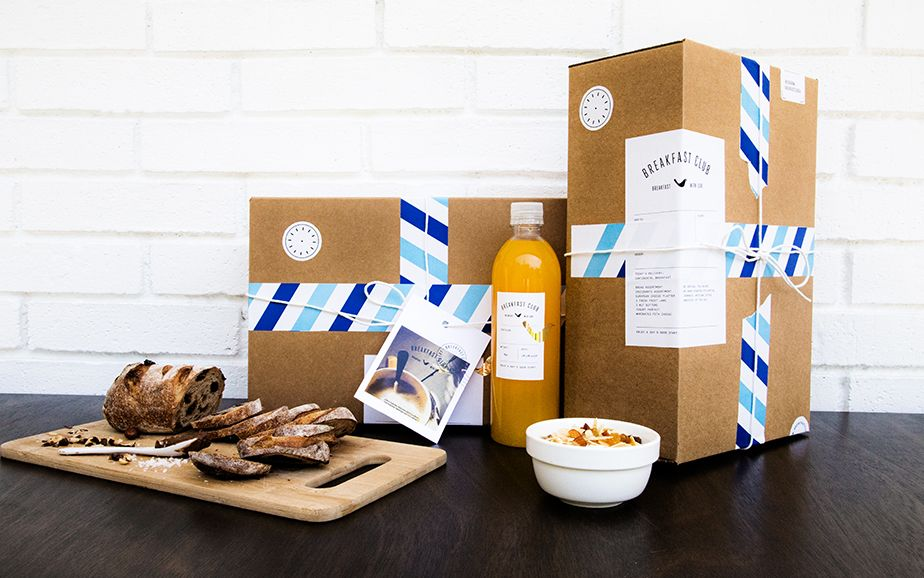The Concept Behind Breakfast Club A Saudi Arabia Delivery Food Service Is To Give You Experience Of Receiving Desired Package