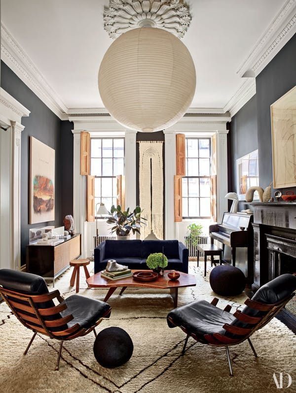 "Photo of ""Design Junkie"" Julianne Moore On Why She Flipped Her NYC Townhouse's Floor Plan"