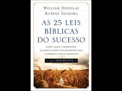 Audiobook As 25 Leis Biblicas Do Sucesso Completo Livros