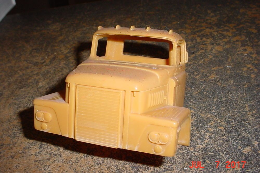 1966 Dodge CNT 900 Conventional Cab RESIN 1/25th #qsd