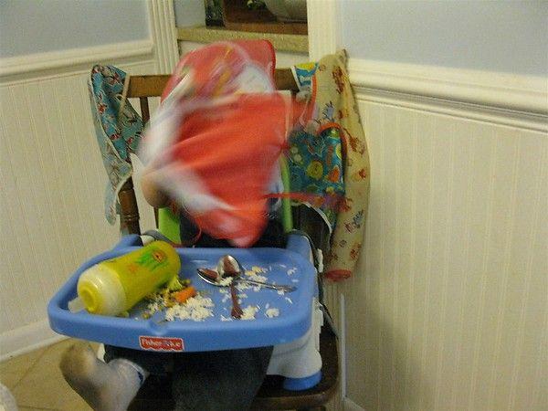 Joy of Growing--feeding a toddler ;-)