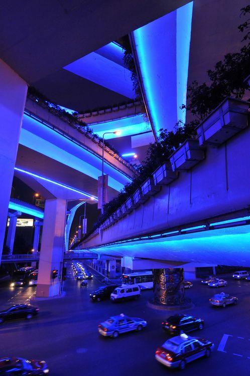 Neon Apartment Aesthetic