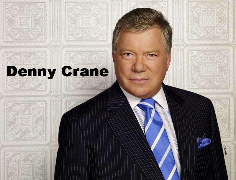 Denny Crane...Love him and miss Boston Legal