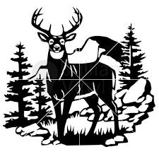 Download Related image | Deer, Scene, Svg