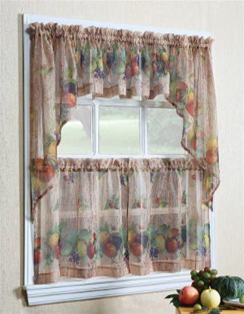Cute Kitchen Curtains Dekor Perdeler Perde