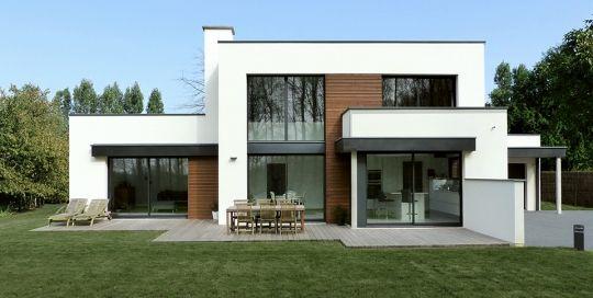 Bertrand Pouwels est à la fois architecte et constructeur spécialisé
