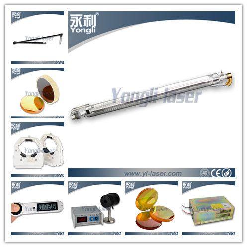 Fabricante chino 80 w tipo laser co2 reci tube1250 mm 80-100 w