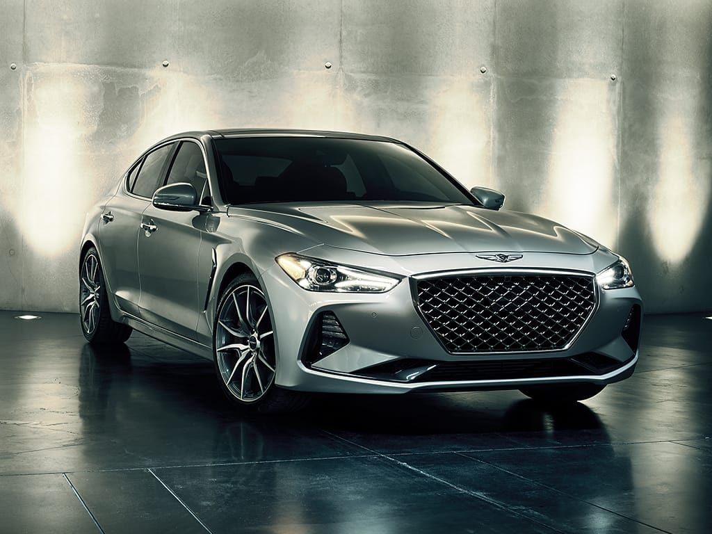 2019 Genesis G70 North American Car Of The Year Hyundai Genesis Twin Turbo Car Sweepstakes