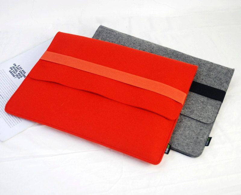 Wool Felt Laptop Sleeve Macbook Sleeve Macbook Case Laptop Bag Macbook Holder Macbook Protector Mackbook pouch Macbook cover for Apple 1183.