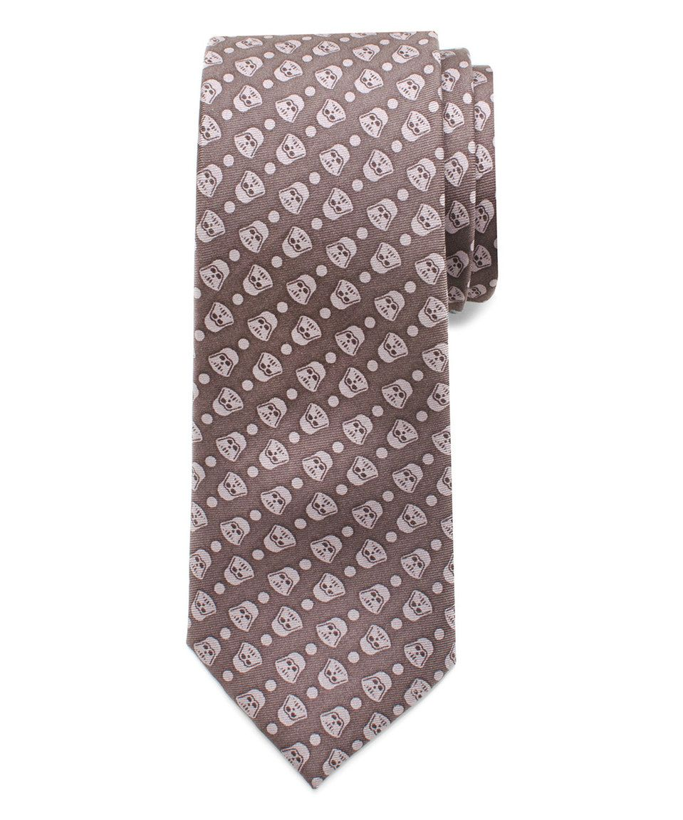 579d97c7d Another great find on  zulily! Gray Darth Vader Tight Dot Silk Tie - Boys  by Star Wars  zulilyfinds