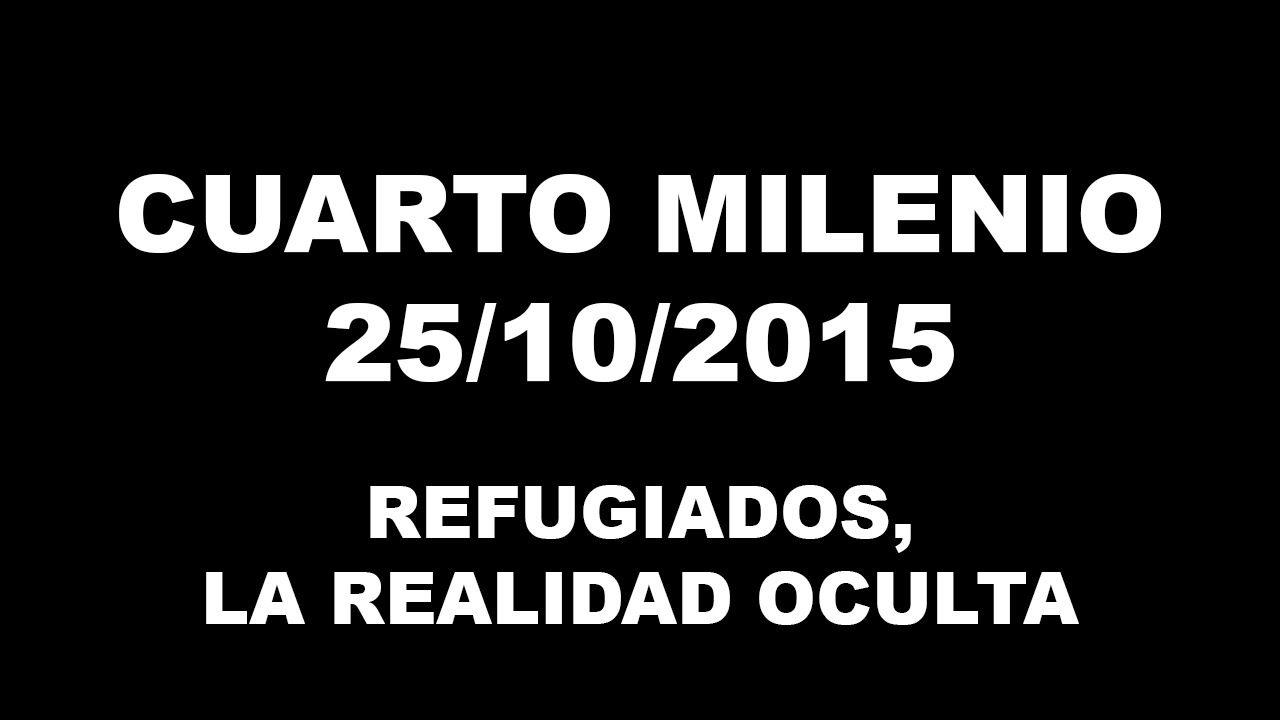 HISTÓRICO: Cuarto Milenio habla del PLAN KALERGI | Documentales ...
