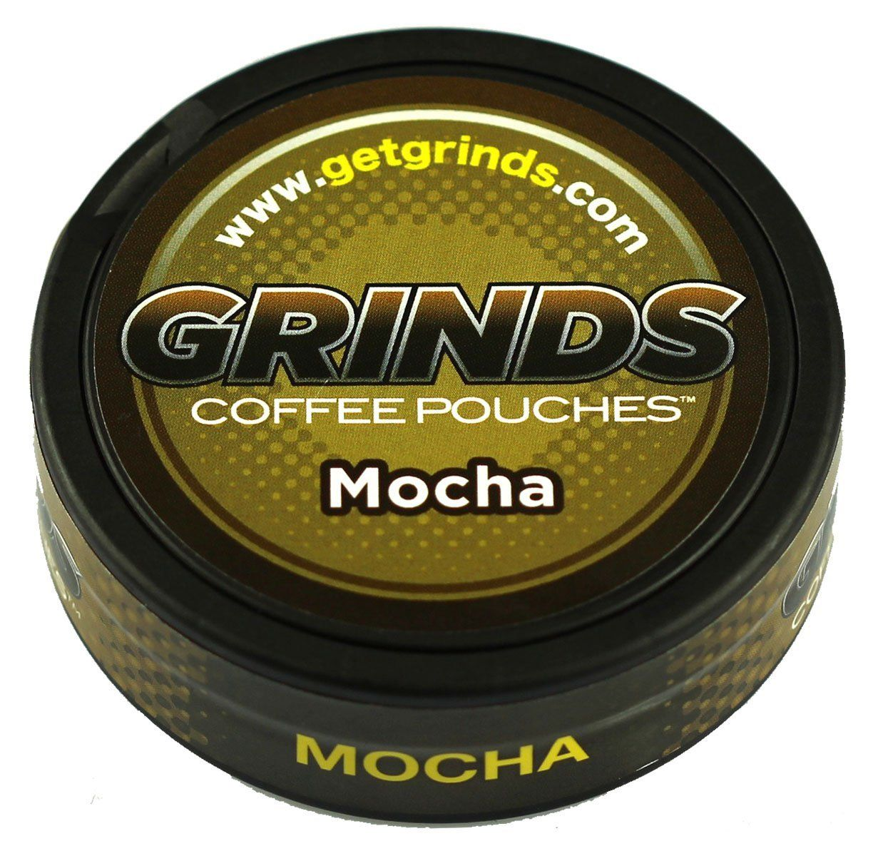 Grinds coffee pouches 10 cans mocha tobacco free