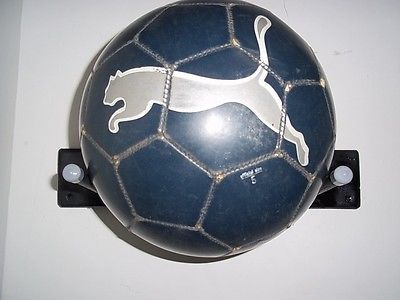 Wood Storage Soccer Ball Rack Display Holder Wall Sport Gargage Wood Storage Soccer Ball Soccer