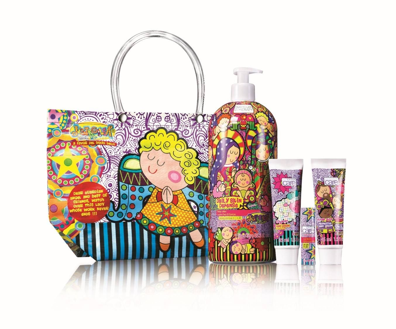 AVON CALLING...Our Limited Edition Distroller Bundle is all dressed up and coming to you in Campaign 24! Designed by Mexican artist Amparin, this adorable collection arrives just in time to celebrate the Nativity! Makes a great Christmas gift for anyone & any age. Order here: www.youravon.com/mhamilton39 for only $15.99 for the set. Will be available Tuesday online the 27th. Register your email wiht me and get 10% off your next purchase plus other great offers. Thanks and Merry Shopping!