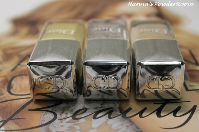 Dior nailpolish Hanna's PowderRoom blog