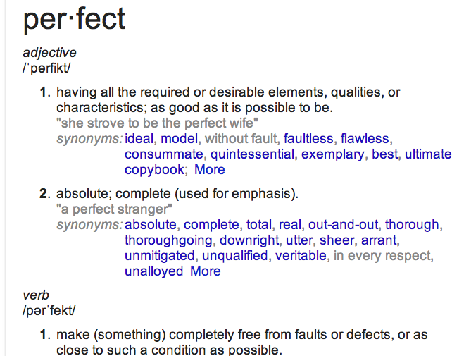 Veritable Definition