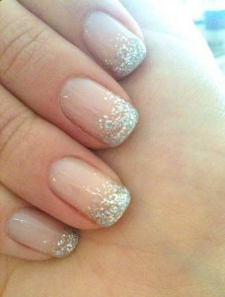Our 8 Favorite Wedding Nails From Pinterest