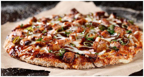 I used to love the bar-b-q pizza at California Pizza kitchen - I ...