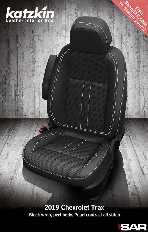 Katzkin Leather Interior Kits Chevrolet Trax Custom Car