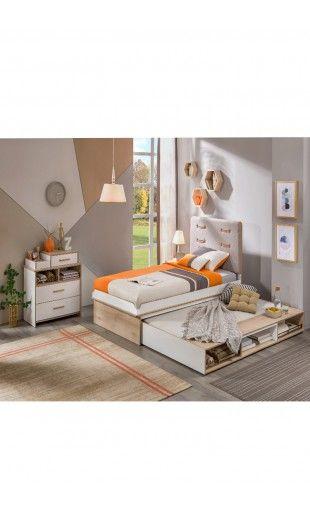 Cómoda Dynamic de Cilekspain, dormitorios temáticos