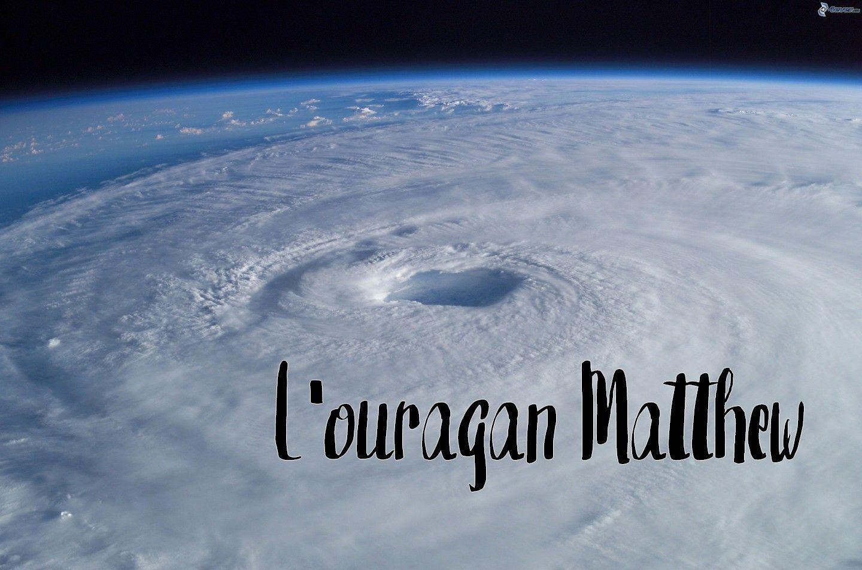 Myfashionworld.fr | L'ouragan Matthew | http://www.myfashionworld.fr