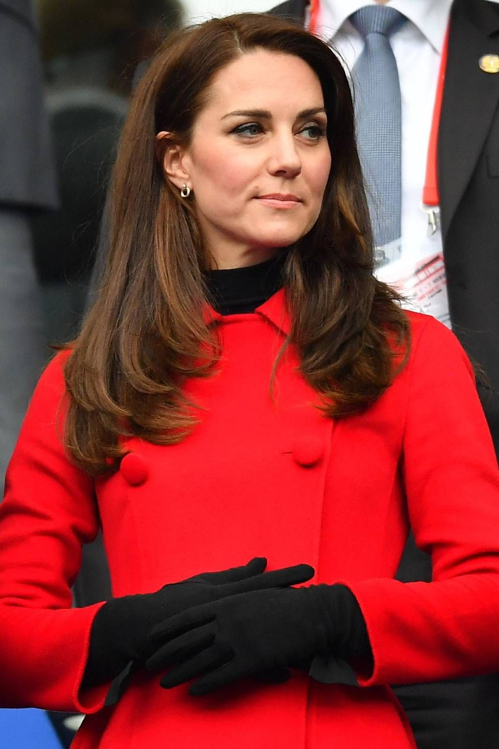 1eb6cc3da40ee Kate Middleton turned to one of her all-time favourite designers for ...