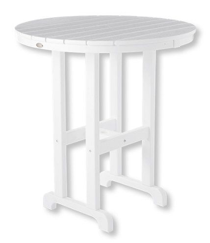 All-Weather Counter-Height Table, 36 and quot; Round | L.L.Bean ...