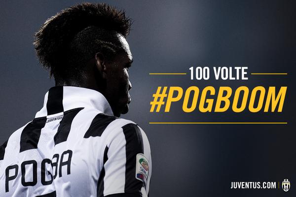 But de Paul Pogba Juventus Olympiakos (vidéo) - http://www.actusports.fr/123295/but-paul-pogba-juventus-olympiakos-video/