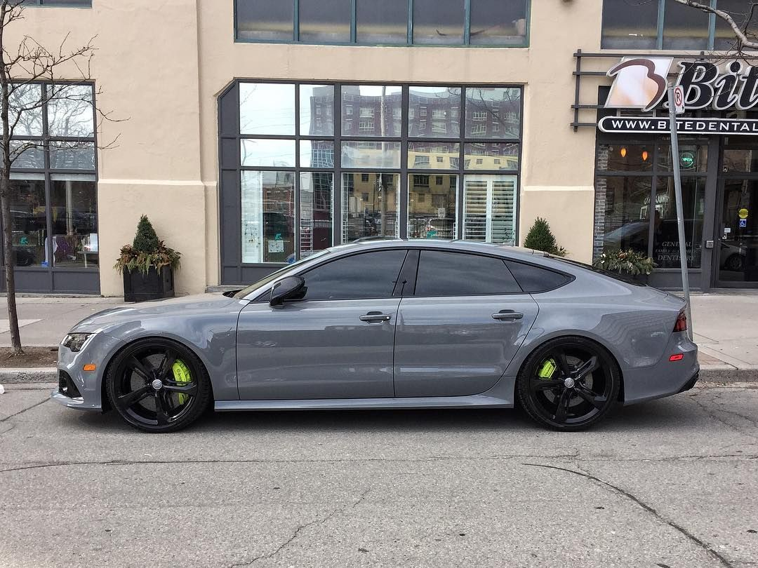 Love This Audi RS With The Green Brembo Calipers So Cool Audi - Audi toronto