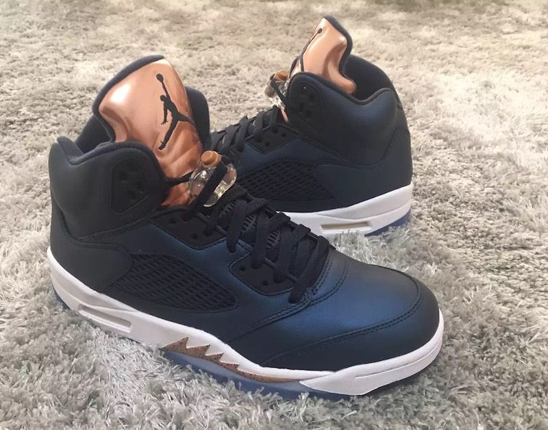 "reputable site b8aea ca454 Air Jordan 5 ""Bronze"" Release Date What do you Think About these!"