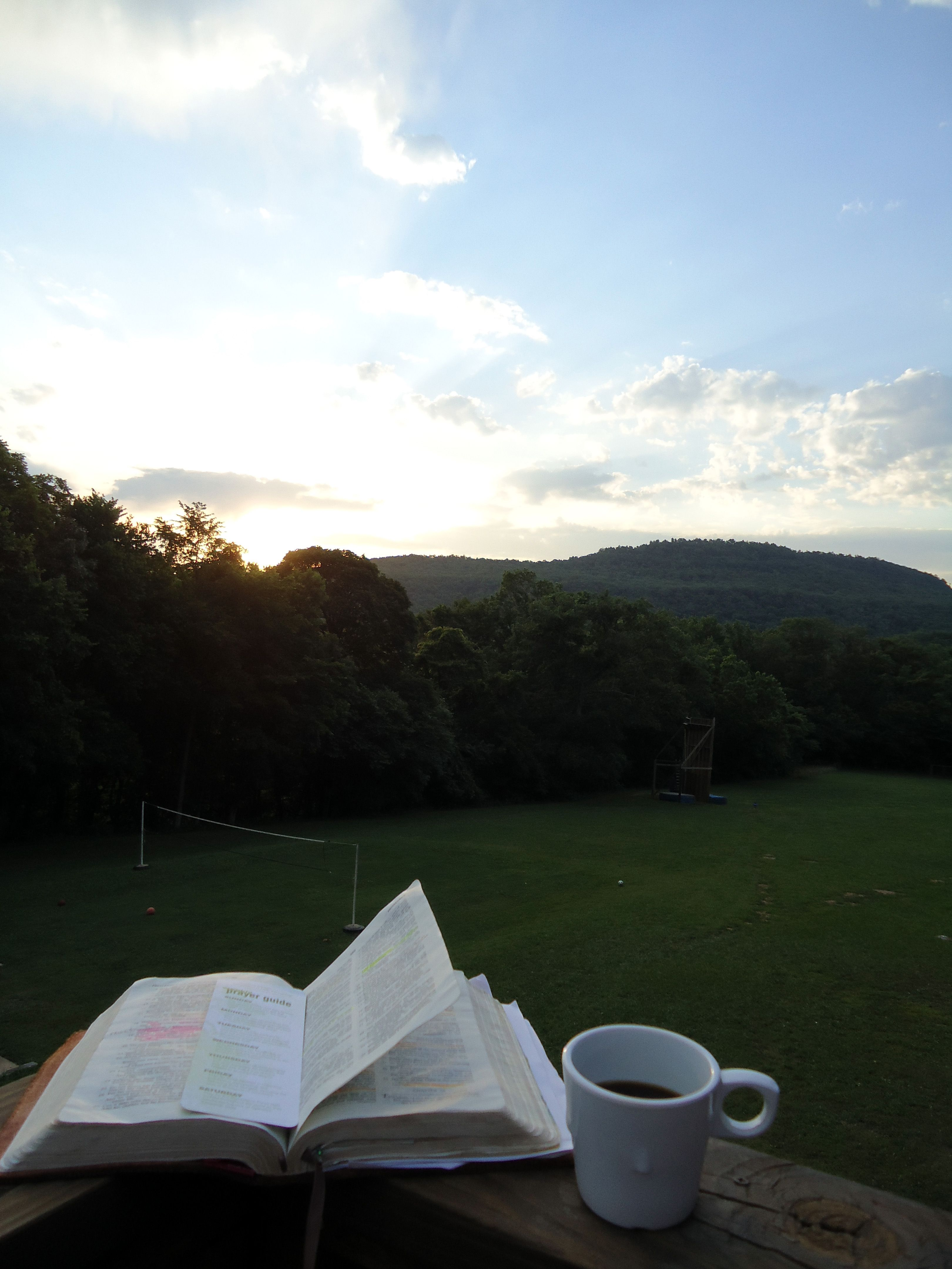 Ponca Bible Camp on the Buffalo River in north Arkansas is ...