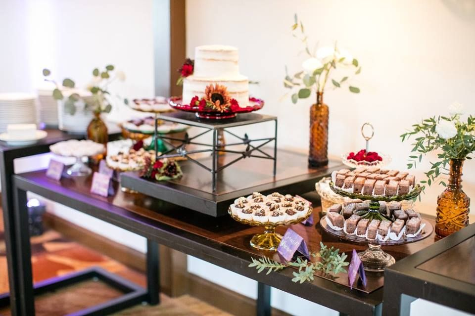 Dessert Bar Made By Your Cake Baker