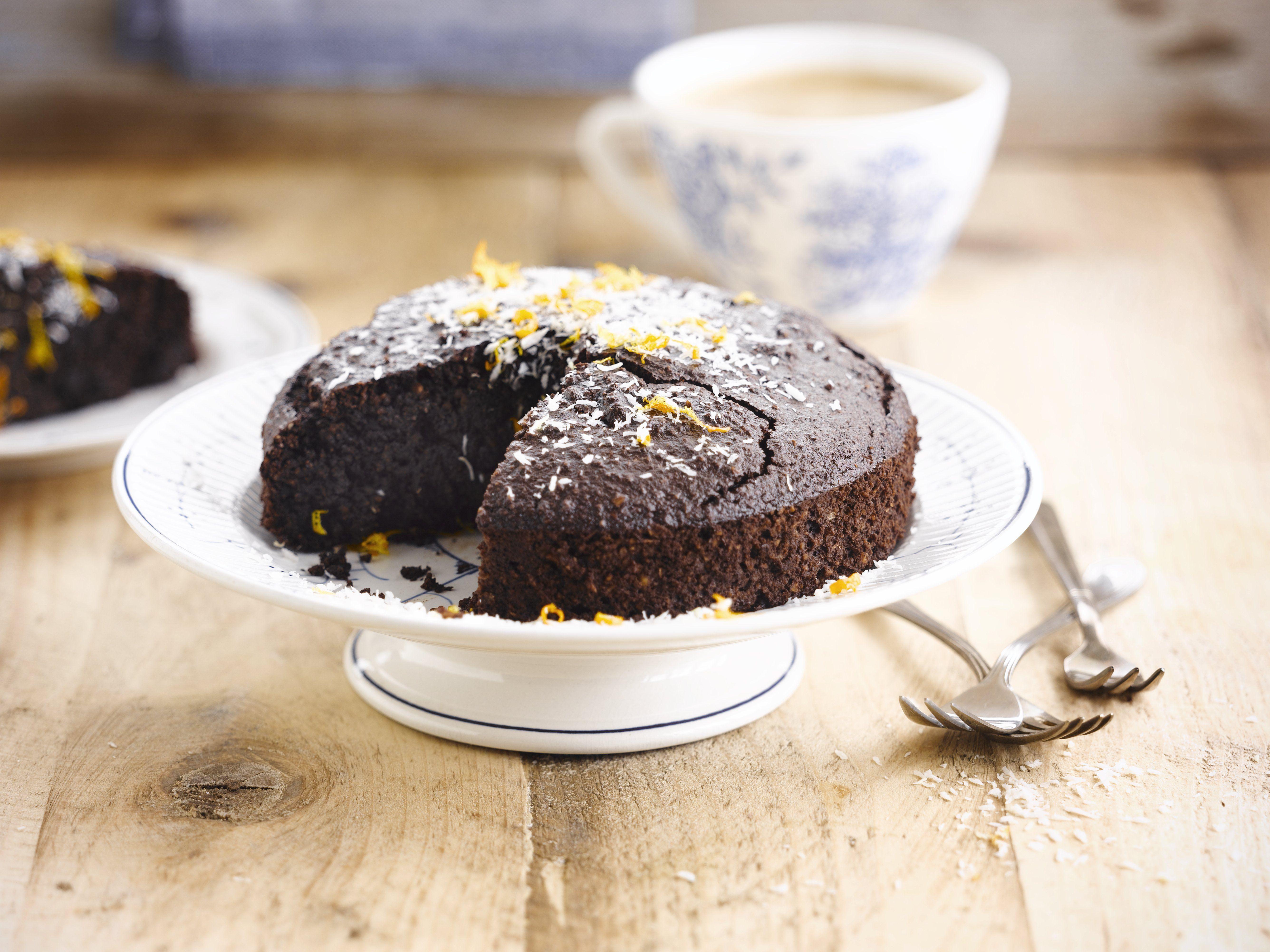 Keto Cake Recipe Thermomix: Himmlischer Schokoladen-Kokosnuss Kuchen