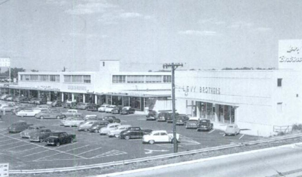 Styertowne Shopping Center In Clifton Vintage Passaic