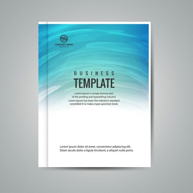 Pin by Manizhe Ta on vector | Pinterest | Booklet template, Template ...