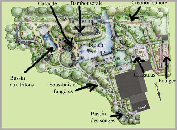 Le Quot Jardin Interieur A Ciel Ouvert Quot A Athis De L Orne Arrosoirs Et Secateurs Jardin Interieur Jardins Potager Permaculture