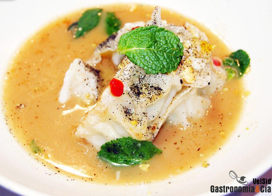 Cocido Hong Kong Madrid De David Muñoz Receta Comida Comida Oriental Recetas De Comida