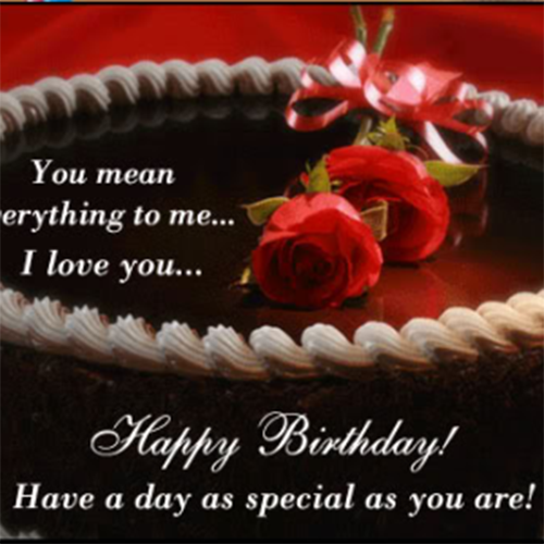 30 Heart Touching Birthday Wishes For Girlfriend
