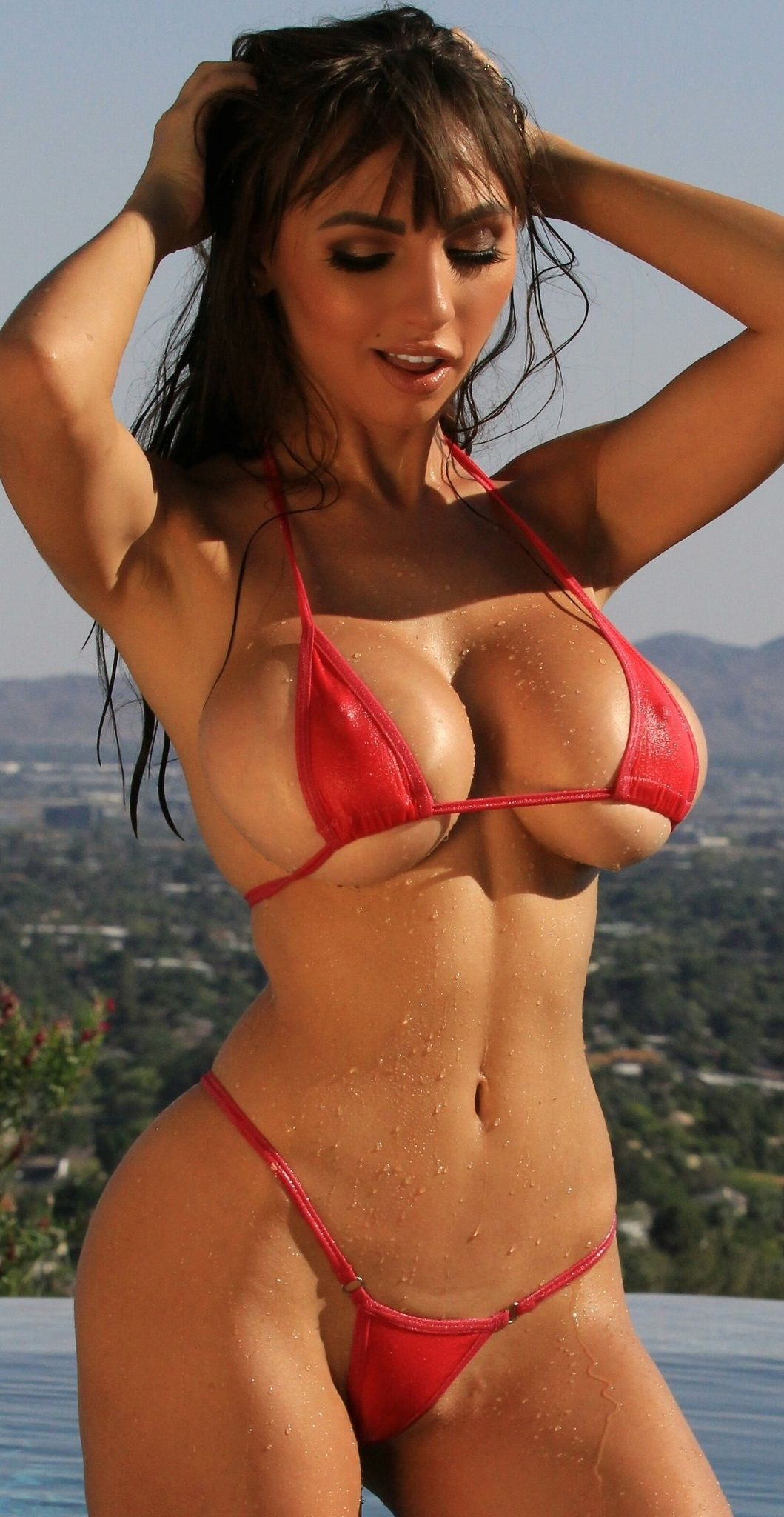 Sexy Bikini Boobs Porn Pics