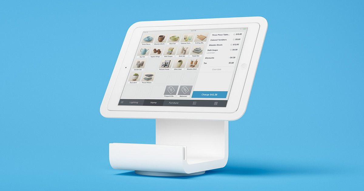 Square Point of Sale integrates all the business tools you need