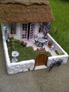 tante idee per creare case per le bambole in maniera