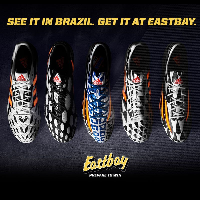 Pin by Eastbay on Soccer | Soccer shoes