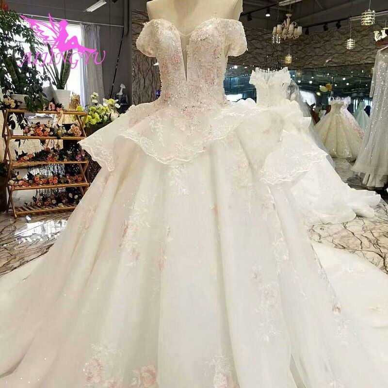 Aijingyu Wedding Dress Singapore Cheap Gowns Plus Size 2019 Discount Bridal Shop Online China Veils Weddingdress Short Di 2020