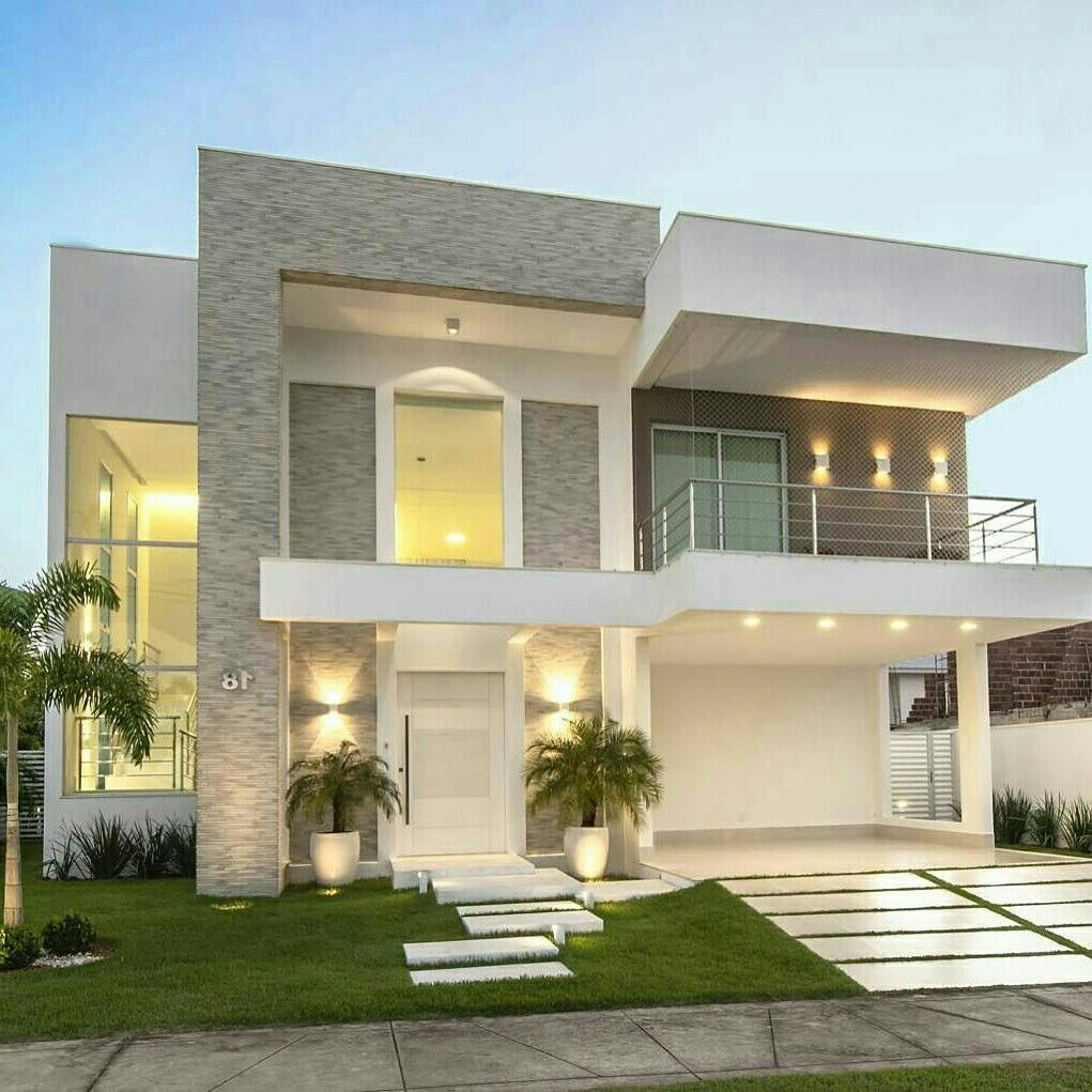 Facade Design, House Design, Bedroom Designs, Fashion Glamour, Bungalow,  Beautiful Homes, Anna, Arquitetura, Lounges