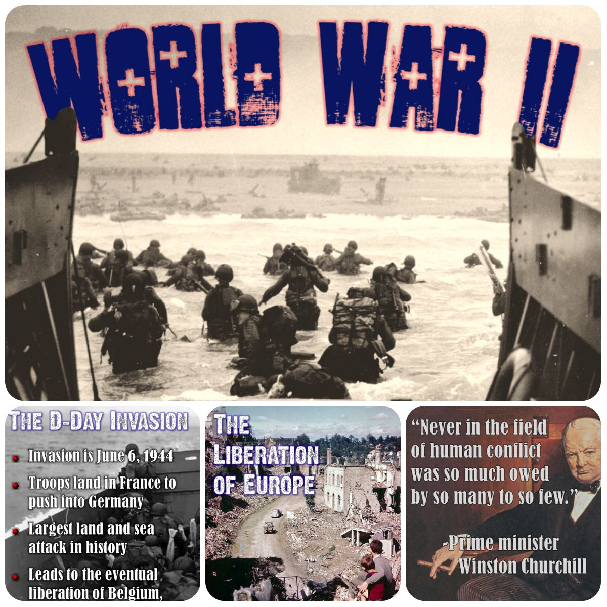 World War 2 Battles and Events PowerPoint Lesson | TpT