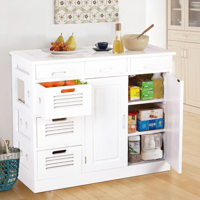 hogar yat minimalista moderno aparador armarios de madera - Aparadores De Cocina