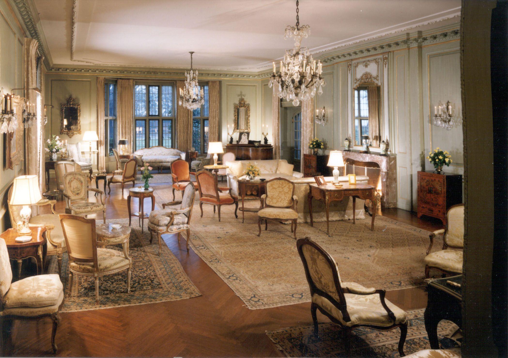 Eleanor S Drawing Room House Interior Architecture Design Edsel