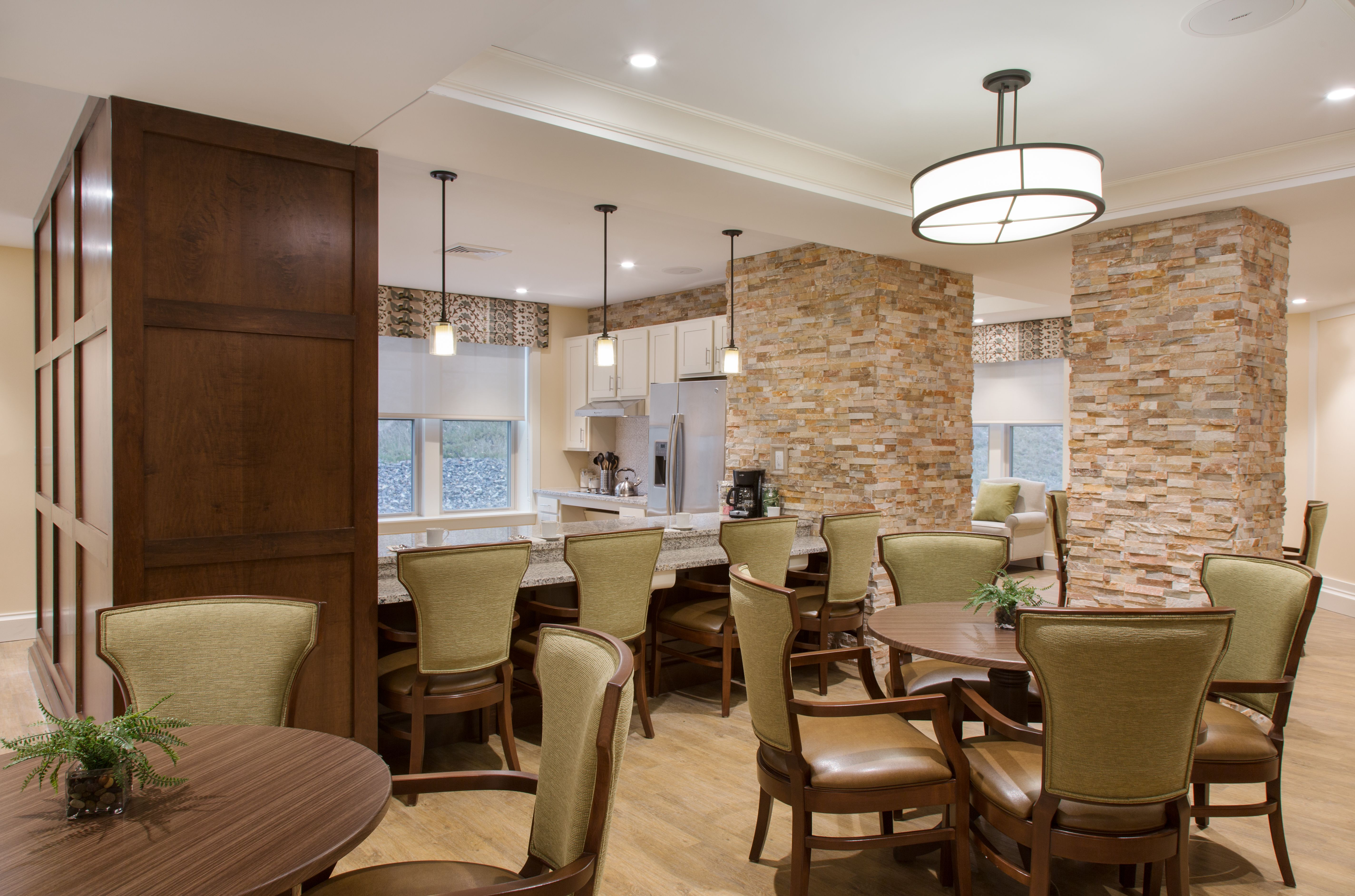 Memory Care Floor Plans For Assisted Living Homes In