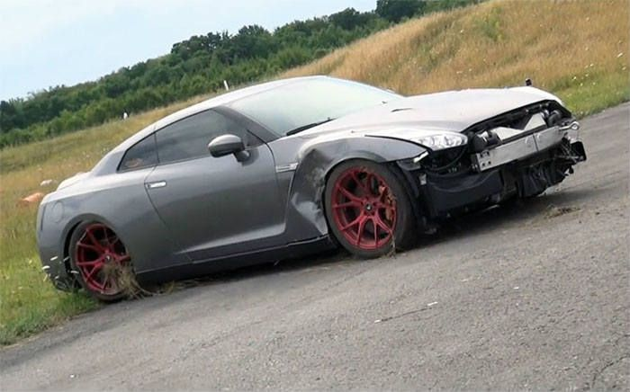 Nissan Gtr Special Version Switzer Goliath X Racing And
